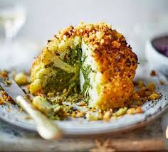 Stuffed Cauliflower