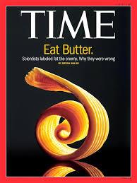 Times butter